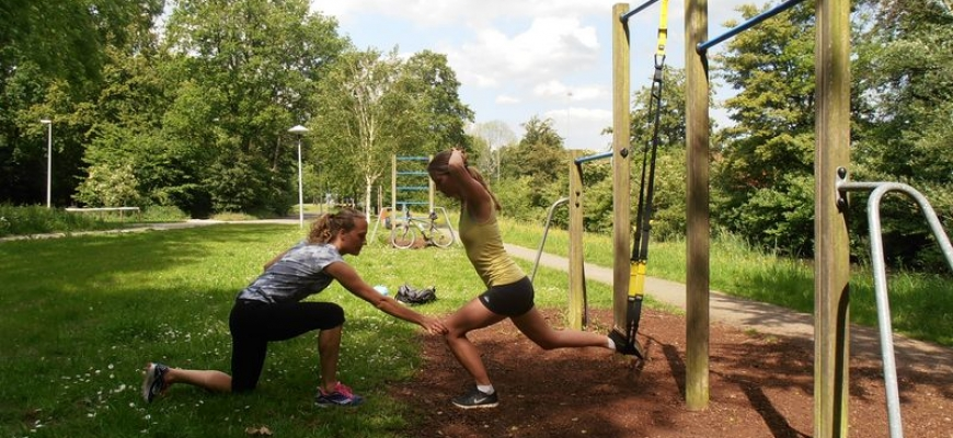 personal training na blessures in Utrecht